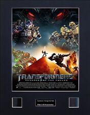 Transformers - Revenge of the Fallen Version 2 Photo Film Cell Presentation