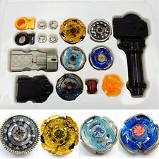 Hell Kerbecs+Twisted Tempo Basalt Horogium+Keto+Capricorn Beyblade Launcher Box