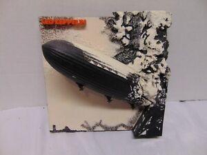 Led Zeppelin McFarlane's Toys Pop Culture 3D Cover Art of 1st Album 2006 12570-2