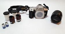 Minolta Maxxum XTsi Film Camera 35mm SLR With AF Zoom Lens