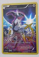 Pokemon Arceus ULTRA RARE XY116 Black Star Promo Foil Holo Holographic