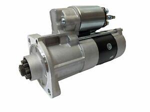 Starter 12V Suitable For Kubota 1C010-63010 1C01063010 V3300 V3800