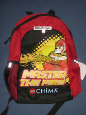 Lego Chima 16 inch Backpack Legends NEW