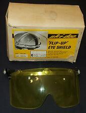 1970's - SKI-DOO BOMBARDIER - SNOWMOBILE - FLIP-UP EYE SHIELD IN BOX - ORIGINAL