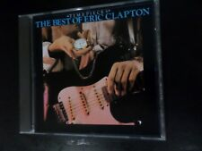 CD ALBUM - ERIC CLAPTON - TIMEPIECES - THE BEST OF