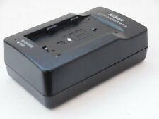 Nikon MH-18 Cargador de batería para D80 D90 D200 D300 D700 U11995 baterías.
