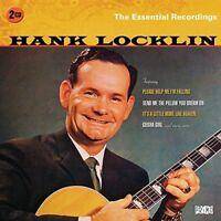 Hank Locklin - The Essential Recordings [CD]