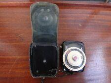 Vintage GE General Electric Type PR-3 Exposure Light Meter
