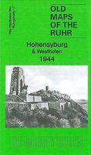MAP OF HOHENSYBURG & WESTHOFEN 1944