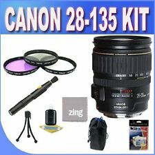 Canon EF 28-135mm f/3.5-5.6 IS USM Standard Zoom Lens for Canon SLR Cameras t Pe