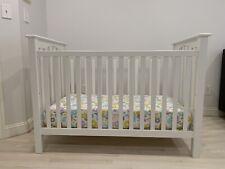 Pottery Barn Kendall Convertible Crib w/mattress