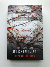 MockingJay (Hunger Games Trilogy) by Collins, Book 10th Anniversary