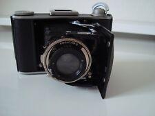 Fotoapparat Voigtländer Bessa 66 von ca. 1938 mit Original Ledertasche