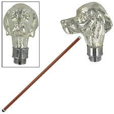 German Shorthair Pointer Dog Lover Unisex Walking Cane Resin Steel Stick Staff
