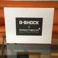 ◆G-SHOCK × PROTECA◆Watch case /Rare item /Not for sale goods /CASIO / Mint