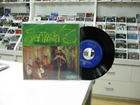 "Phantasie 3 7 "" Single Spanisch El Mago De OZ 1966"