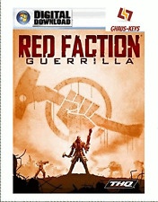 Red FACTION GUERRILLA Steam Edition Key PC Game download Global [SPEDIZIONE LAMPO]