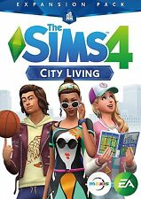 The Sims4 City Living Expansion Pack- 2016- New & Sealed
