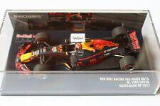Minichamps 1:43 2017 Max Verstappen Red Bull RB13, Australian GP