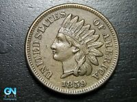 1859 Indian Head Cent Penny  --  MAKE US AN OFFER!  #B4636