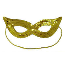 Sequin Masquerade Eye Face Mask Fancy Dress Masked Ball Dance Party Costumes