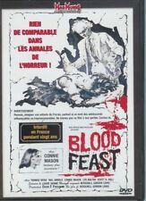 "DVD NF ""BLOOD FEAST"" Thomas WOOD Connie MASON / Herschell GORDON LEWIS - horreur"