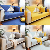 Universal Seater Slipcover Sofa Pad Cover Cushion Towel Pet Home Furniture Decor