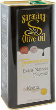Sarakina - Extra Natives Olivenöl aus der Sorte Tsounati 5 Liter