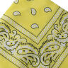 Coton tête écharpe bandana Biker foulard été Headwrap masques Star fan Paisle IO