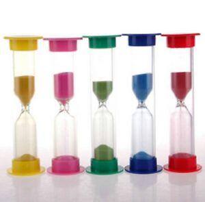 1, 2, 3, 5 Minute Sand Egg Timer Teaching Games Teeth Brushing Timing Hourglass