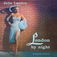 London By Night by Julie London (Vinyl, Dec-2011, Pan Am Records)