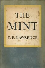 T.E. Lawrence of Arabia The Mint Limited Slipcase Edition #939 1955 VG/Fair