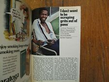 March 18, 1978 TV Guide Magazine (ERNIE  THOMAS/LINDSAY  WAGNER/THE BIONIC WOMAN