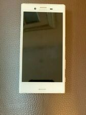 100% GENUINE WHITE SONY XPERIA X COMPACT F5321 HD IPS LCD DISPLAY with FRAME UK*