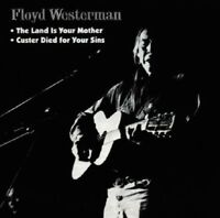 FLOYD WESTERMANN - CUSTER DIED FOR YOUR SINS & LAND IS YOUR MOTHER  CD NEW!