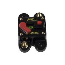 New listing Stinger Select 300 Amp Manual Reset Circuit Breaker Manual Trip Reset Sscb300