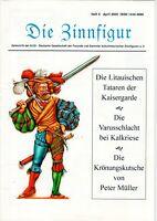 DIE ZINNFIGUR - Zeitschrift Katalog Sammler Figuren Heft 4 2005 - B14301