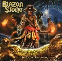 "Down In The Dark (12"" LP) [Vinyl] Blazon Stone"