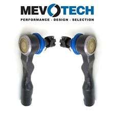 For Toyota Tundra Pair Set of 2 Front Left & Right Outer Tie Rod Ends Mevotech
