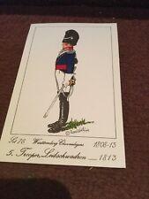 Card Rene North 76 Wurttemberg Chevaulegers  5