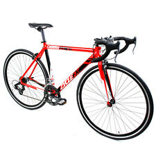 Carrera 350 Road bike 14 speed Alloy Frame Red Size: 55 cm