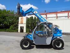 Genie GTH5519 Telescopic Boom Forklift - 5,500 lbs - 19ft Height - Diesel - 4x4