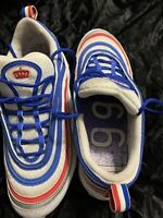 Nike Air Max 97 (921826-404) All Star New Jersey Men's Shoes Size 10 Us Red/w