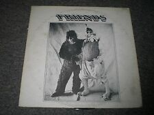 Friends~A&M Records Compilation~Cat Stevens~Spooky Tooth~Humble Pie~Inner Sleeve