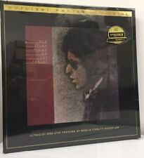 Bob Dylan Blood On the Tracks MFSL Mofi Ultradisc 2x 45 Box Set SEALED