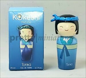 ღ Tonka - Kokeshi - Miniatur EDT 5ml