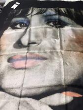 """Coach X Richard Bernstien Barbra Streisand Silk Square Scarf 36""""x 36"""""""
