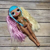 LOL Surprise Dolls OMG DOLL CANDYLICIOUS Big Sis Doll Nude Baby BON BON BABY
