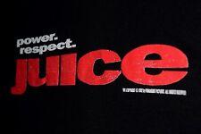 1992 JUICE vintage 90s t-shirt rap hip hop movie 2pac Eric b&Rakim deadstock M/L