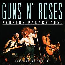 GUNS N ROSES New 2017 UNRELEASED 1987 PASEDENA LIVE CONCERT CD